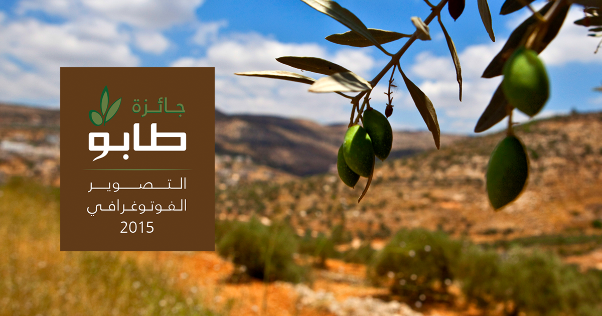 UCI's TABO Initiative announces a TABO Photo Contest for the best photograph of Palestine's nature and its olive trees