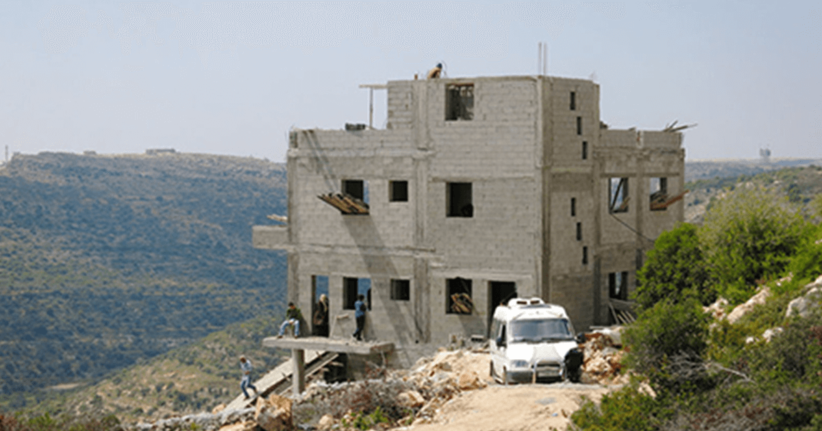 NPR - Clearing The Tangled Path For Land Ownership In The West Bank