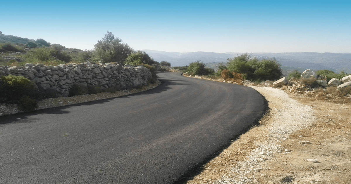 TABO Completes Paving Internal Roads in its Qarawa D Master Plans